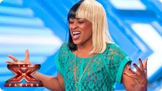 vuclip Relley C sings Don't You Worry Child -- Room Auditions Week 2 -- The X Factor 2013