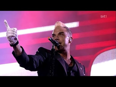 Robbie Williams - Let Me Entertain You (Live Bråvalla 2015)