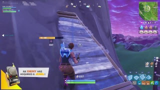 Playing Fortnite with the Homies! - PS4 Live - Decent Player