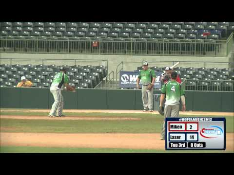 2012 Nationwide Conference USSSA -- Hall of Fame Classic Duel Event Miken Mafia vs Laservision