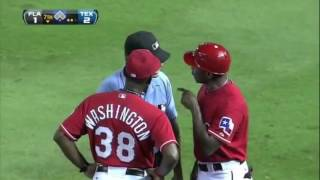 Every Ron Washington Ejection