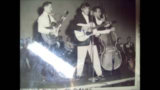 Elvis with Scotty & Bill Blue Moon Of Kentucky  Slower Version
