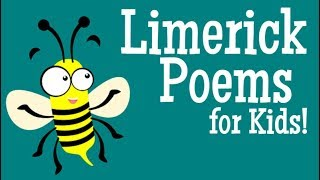 Limerick Poems for Kids | Classroom Poetry Video