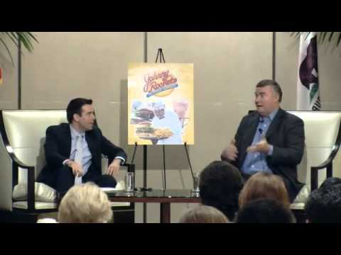 Orange County Forum with Johnny Rockets CEO - 2011-02-19