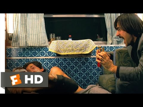 The Darjeeling Limited (3/5) Movie CLIP - I'm Gonna Mace You in the Face! (2007) HD