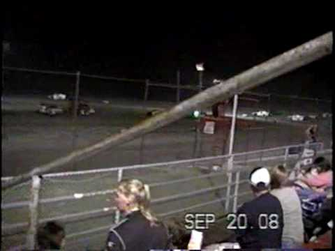 Thunderbird Speedway Limited Modified Feature