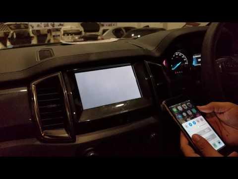 ระบบ Interface HDMI Ford Everest Sync3&Ranger Snyc3 ที่เป็น USA Standard by ROJ Mirage 0818131415