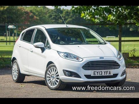 1b8c53ef435 Ford Fiesta 1.0 EcoBoost Titanium 5dr (startstop) Full Leather Heated Seats