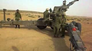 Soltam M71 155mm Howitzer De Carga Y De Tiro