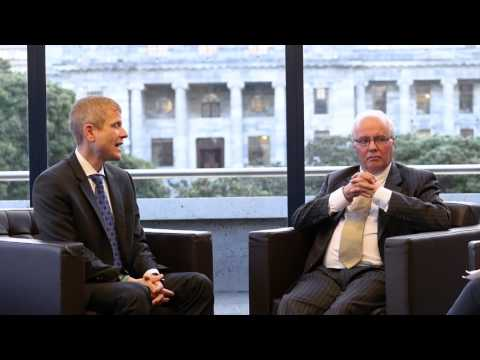 Professor Neil S. Siegel in conversation with Justice David Collins