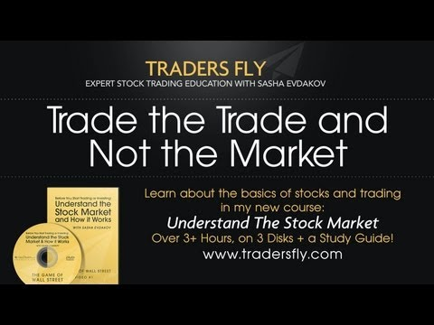 Learning How to Trade the Trade and Not Just the Market