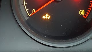 Vauxhall Zafira 2006 Spanner warning light and OBD Location.