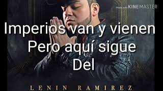 Lenin Ramirez - El Del La Gorra 27 (LETRA)