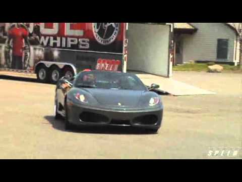 Lebron Cars Ferrari F430 Spider Youtube