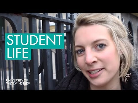 Student Life at the University of Westminster