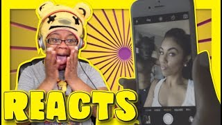 INSTAWOLF Funny Short Horror Film By Crypt TV   Animation Reaction