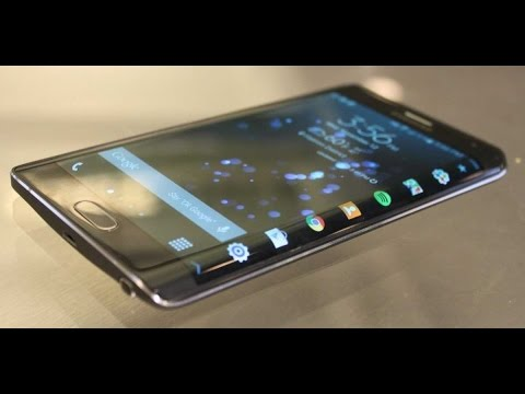 bb38552d1de Samsung Galaxy S6 edge Specs Review Price in India - YouTube