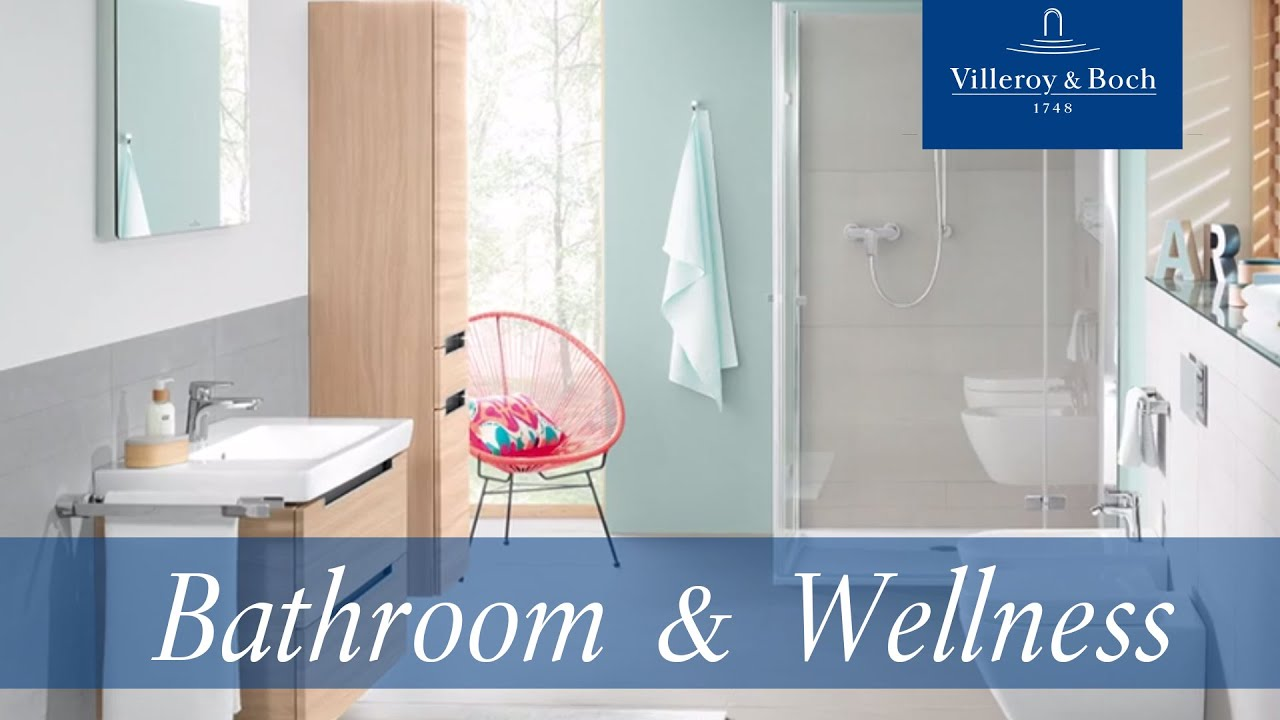 quality design bathroom furniture villeroy boch youtube - Bathroom Designs Villeroy And Boch