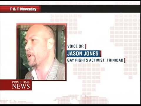 Buggery Law Unconstitutional in Trinidad & Tobago - TVJ Prime Time News - April 12 2018