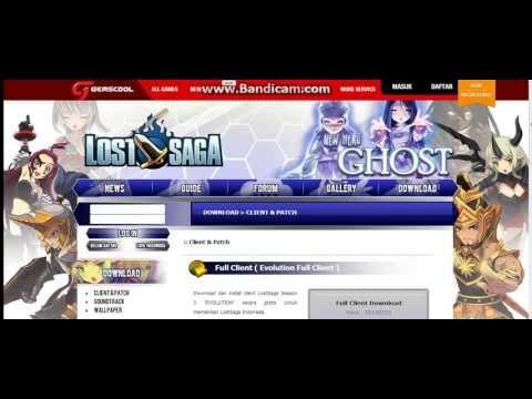 Cara Download Lost Saga Indonesia