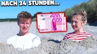 1000€ wer ZULETZT begraben bleibt 😱🏝