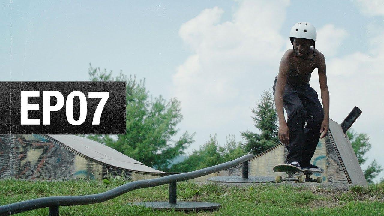 Download Redemption Slam - EP7 - Camp Woodward Season 10