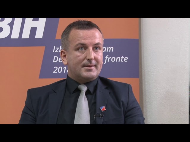 Intervju predsjednik OO DF Sedmedin Amidjic