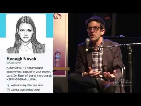 Meet Keough, B.J. Novak's fictional Twitter sister