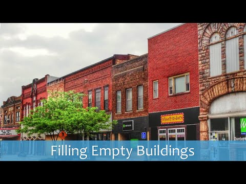 The Tour of Empty Buildings