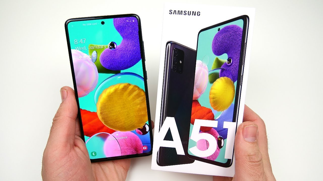 Photo of Galaxy A51 Unboxing! – سامسونج
