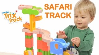 Trix Track * How to play - Safari Track