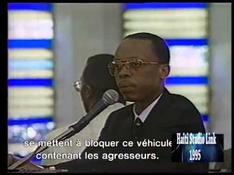 Aristide 1995 Je veux et Je peux.