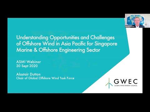 [Internationalisation Webinar] Understanding Opportunities & Challenges of Offshore Wind in Asia