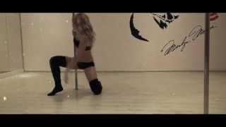 Инна, преподаватель танца на шесте