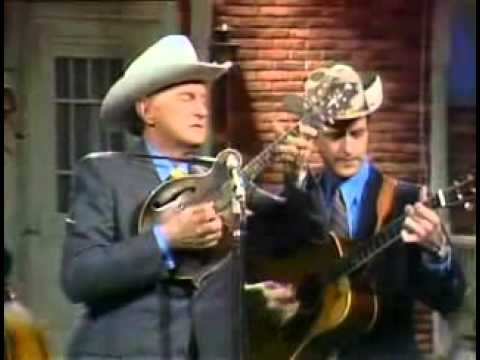 Bill Monroe & His Bluegrass Boys - When You're Lonely