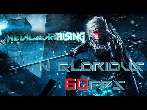 Jan 9, 2014: Metal Gear Rising PC version research stream : 60fps