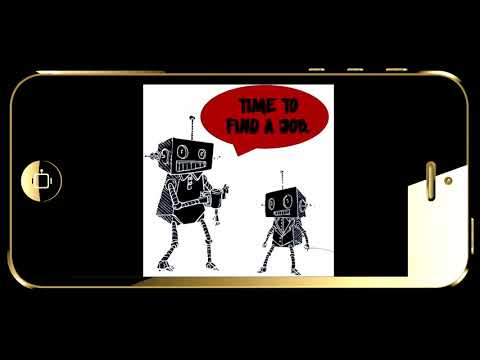 Arrested Youth - My Friends Are Robots - (LYRIC VIDEO)