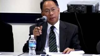 HSPI Ambassadors Roundtable: Ambassador Gaa and Brigadier General (Ret.) Victor Corpus