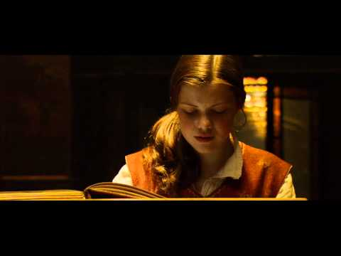 The Chronicles of Narnia: The Voyage of The Dawn Treader Clip -Book Of Incantations