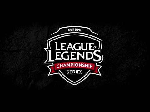 2018 EU LCS Champ Select Music - Reality [Extended]