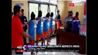 Pesta Miras Oplosan, 8 ABG Perkosa Anak Di Bawah Umur - SIM 26/04