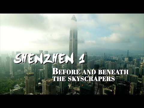 Shenzhen: Before and