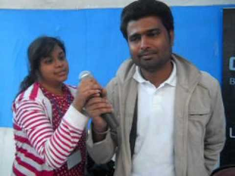 Mege MBA Fair - 2011 (Ranchi)