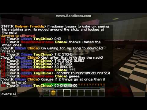 Minecraft fnaf role play youtube