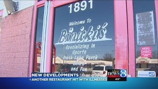 Another illness outbreak at restaurant Video