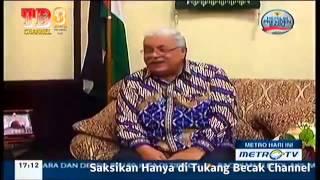 Mantabs !!! Dubes PALESTINA Apresiasi Tekad JOKOWI