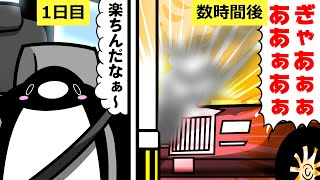 【アニメ】自動運転が普及するとどうなるのか?