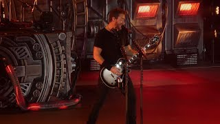 Nickelback - Song on Fire - Olympiahalle München  08.06.2018