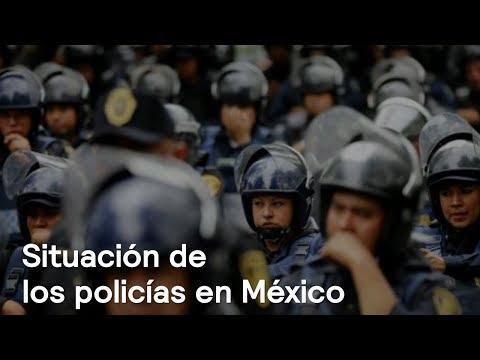 Policías de México pagan botas y uniformes con su sueldo - Despierta con Loret