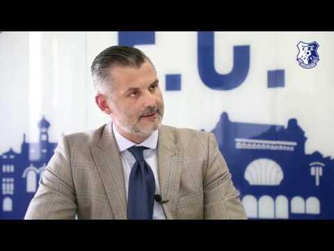 Interviu cu managerul clubului, Tiberiu Curt